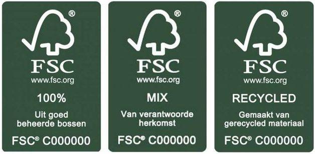 FSC keurmerken