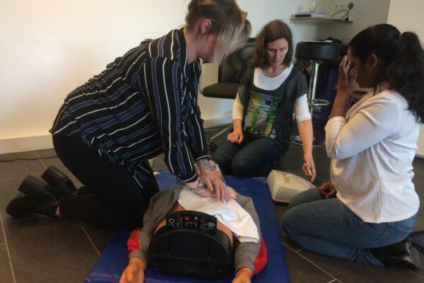 AED Cursus MVO 2018