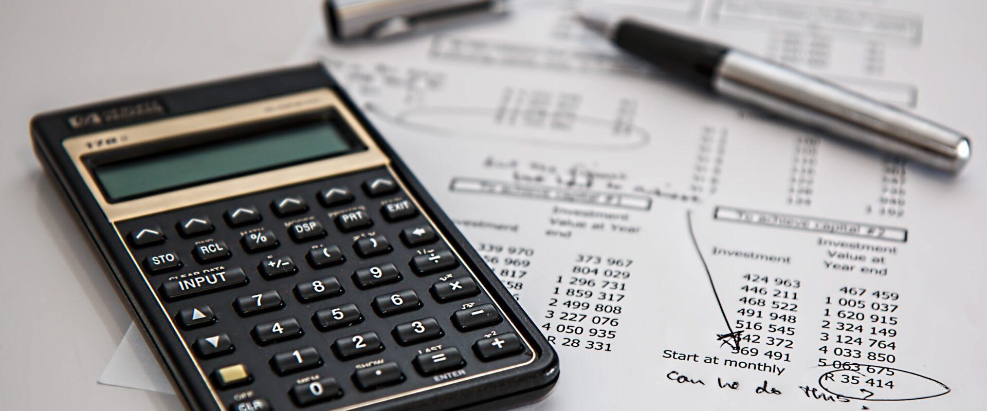Berekenen Finance