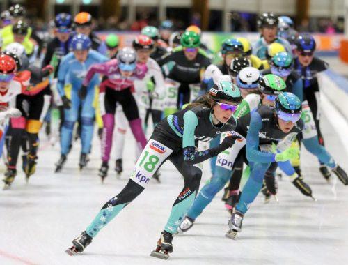 Team Nedflex Schaatsen