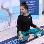 De Nedflex Wijn Yoga op de Horecava was een hit