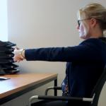 Bewegen achter je bureau – 7 (eenvoudige) oefeningen