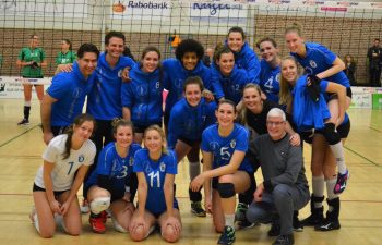 US Amsterdam Dames Volleybal