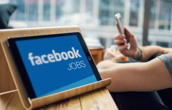 Facebook Jobs op Ipad