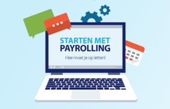 Voorscherm van video: Starten met payrolling - hier moet u op letten