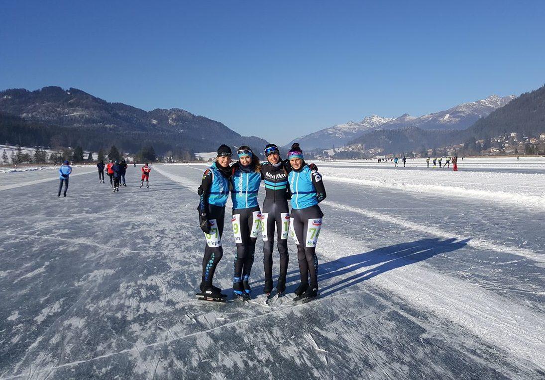 Schaatsers Team Nedflex