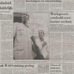 Nedflex bestaat 27 jaar – hoe stond de arbeidsmarkt er toen voor?