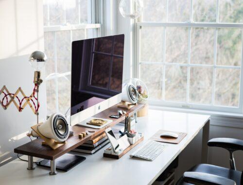 Werkplek instellen - bureaustoel instellen