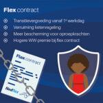 Wet Arbeidsmarkt in Balans: flex contract (3/4)