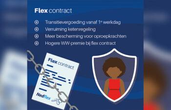 Wet Arbeidsmarkt in Balans: flex contract