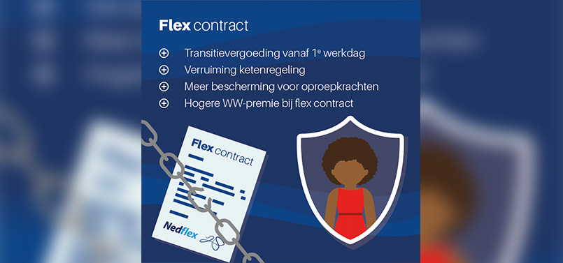 Wet Arbeidsmarkt in Balans: flex contract