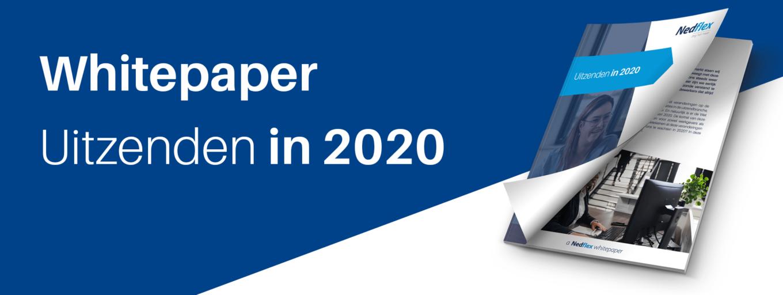Whitepaper Uitzenden in 2020